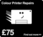 Colour Printer Repairs